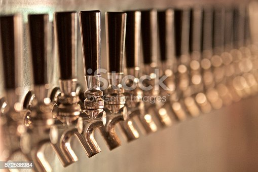 istock Beer Tap 872538984