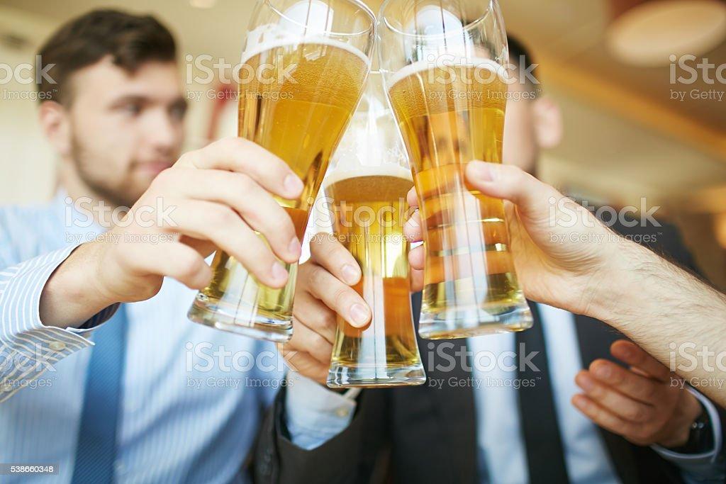 Birra Brindisi - foto stock