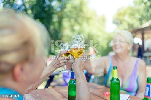 istock Beer toast 840432864