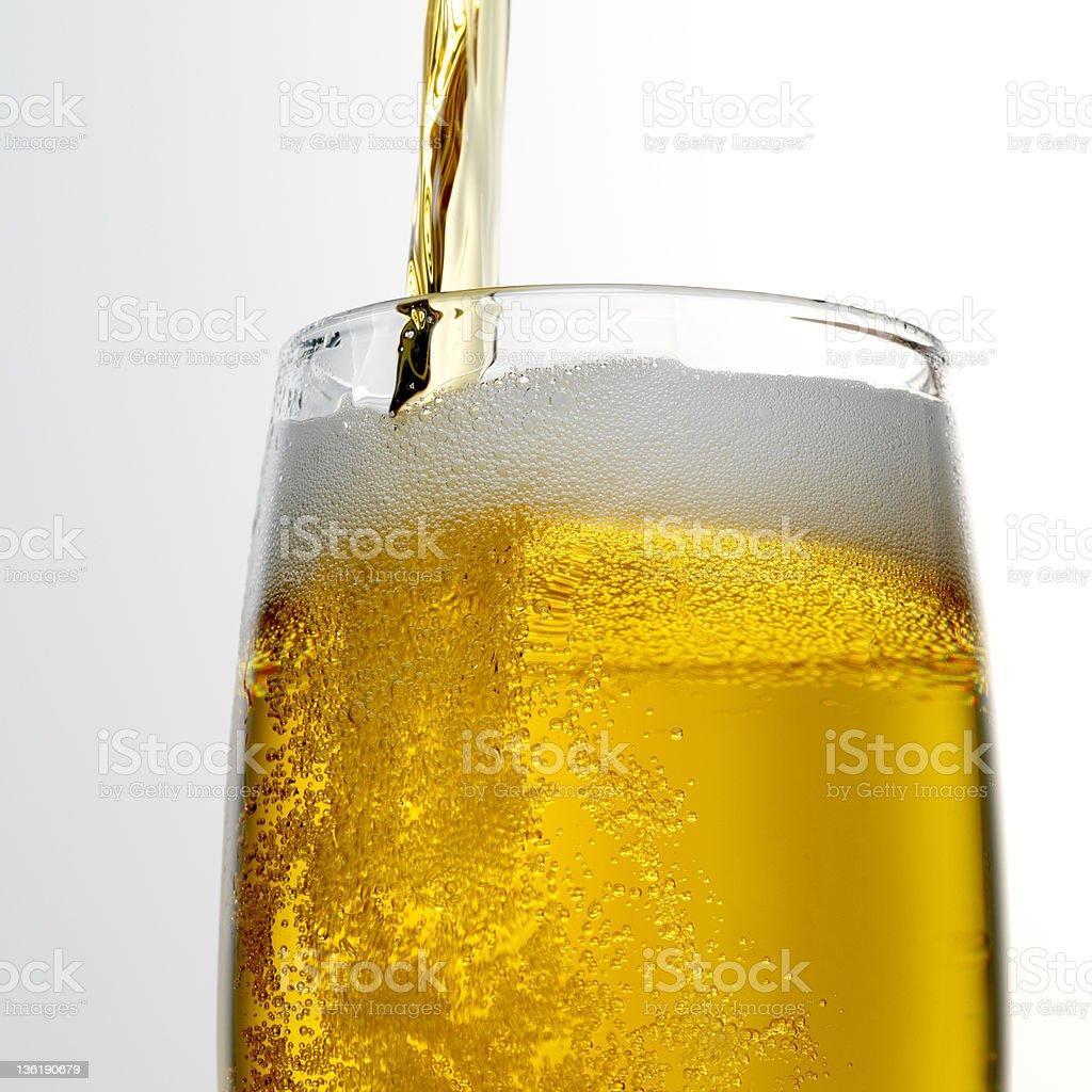Beer XXL royalty-free stock photo