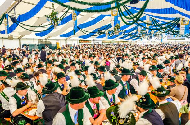 Bierzelt-bavaria – Foto