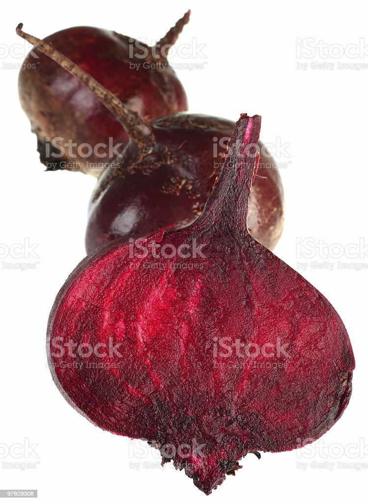 Beet purple royalty-free stock photo