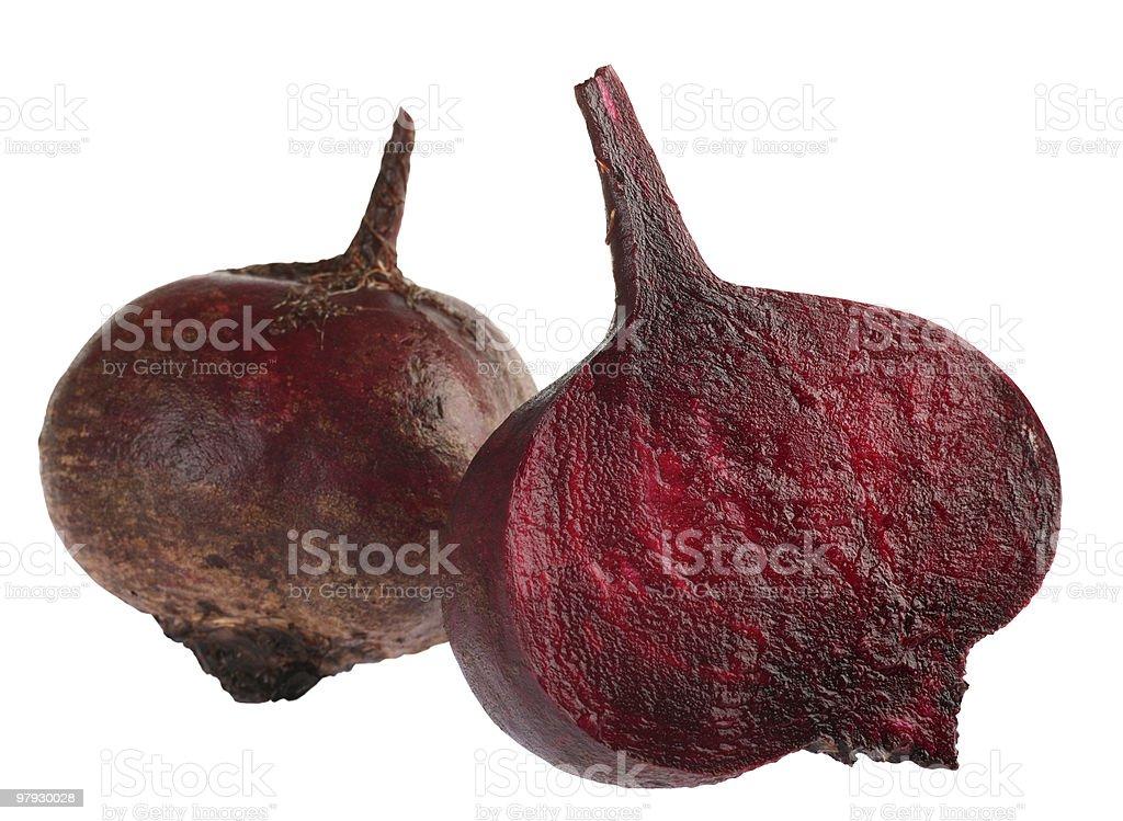 Beet purple royalty-free stock photo