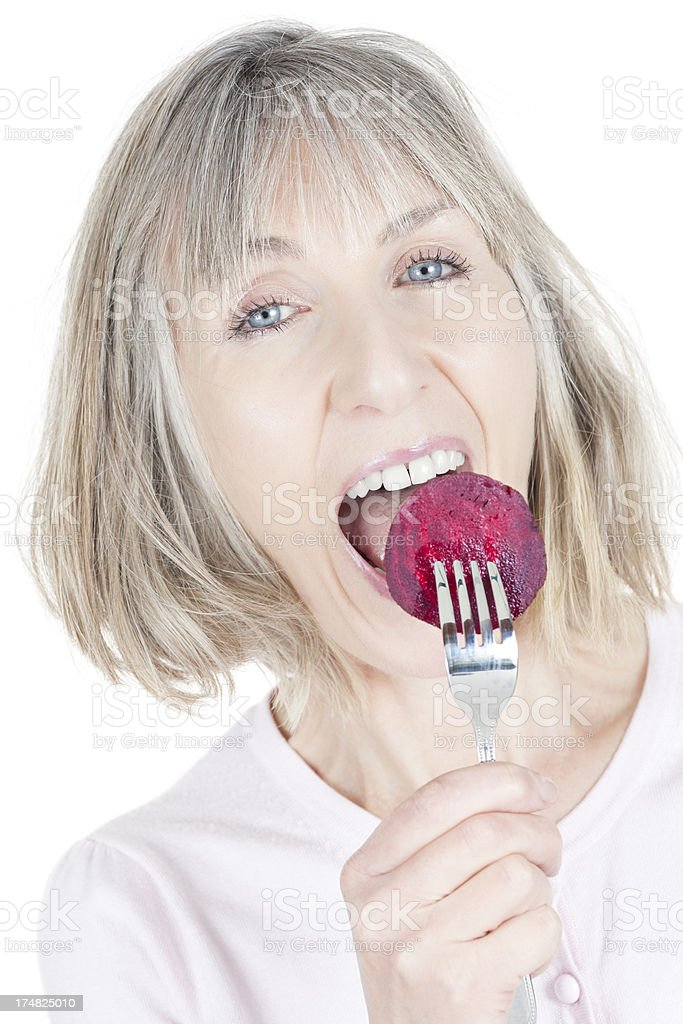 Beetroot for health royalty-free stock photo