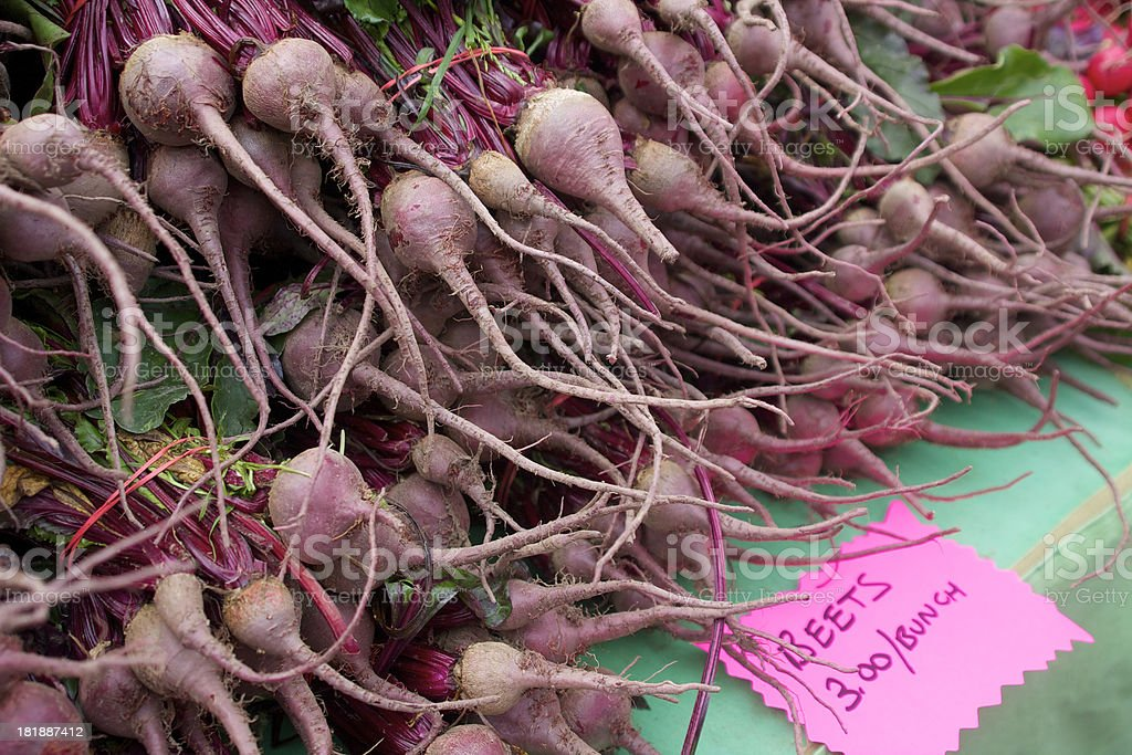 beets royalty-free stock photo