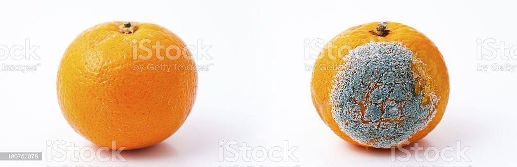 Before and After stock photo