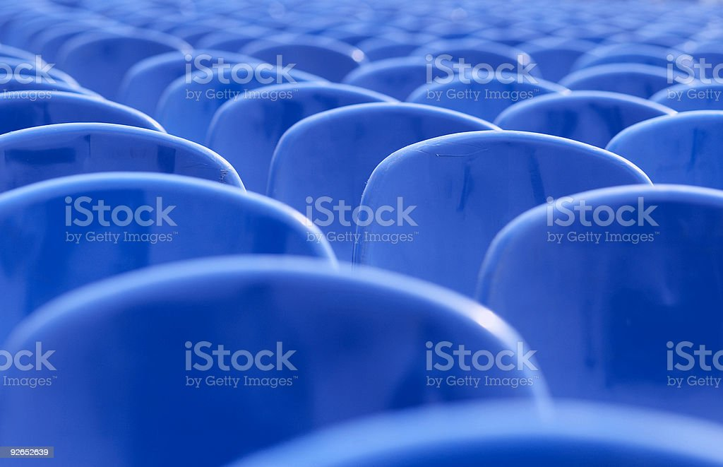 before concert royalty-free stock photo