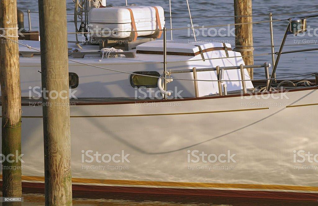 Before cruise royalty-free stock photo