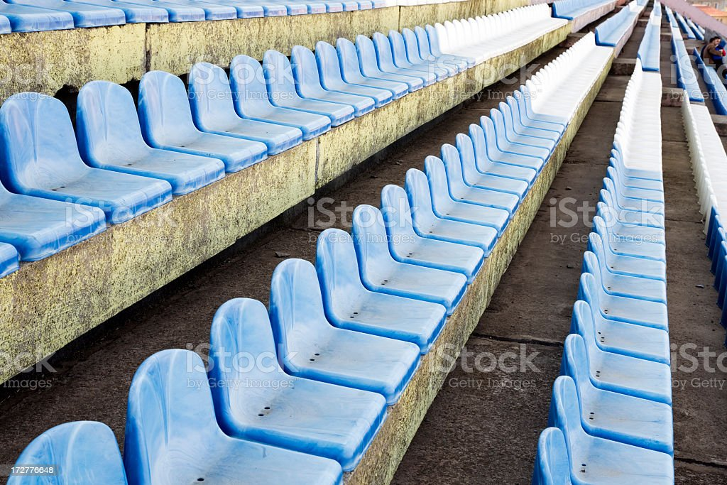 Before the Game royalty-free stock photo