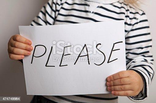 istock Begging Child 474749984