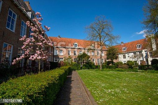 istock Beguinage in Zutphen 1327241780
