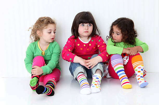 Behavioral development stock photo