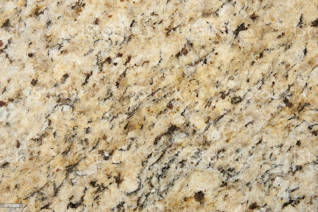 Beige and Brown Granite Surface Texture royalty-free stock photo