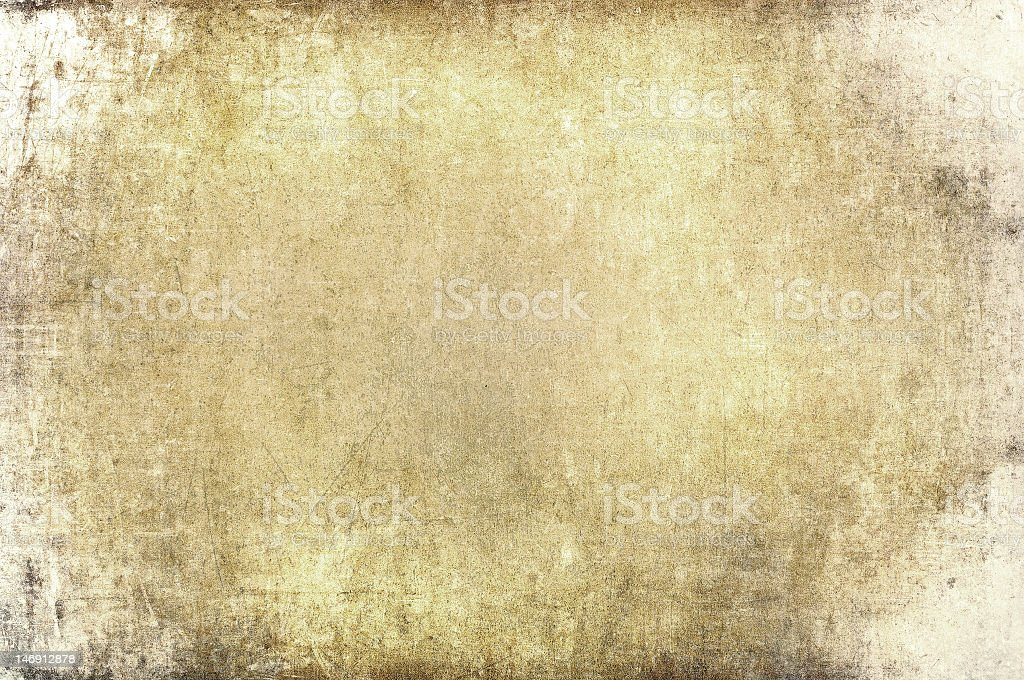 Beige and brown grunge-style background with room for text royalty-free stock photo