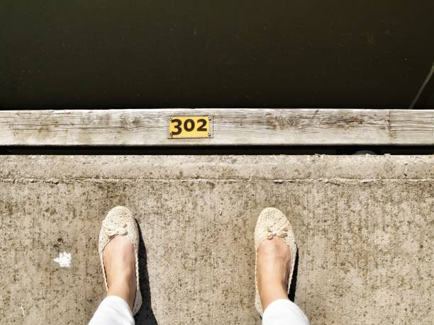 beige ballerina skor med spets - malin strandvall bildbanksfoton och bilder