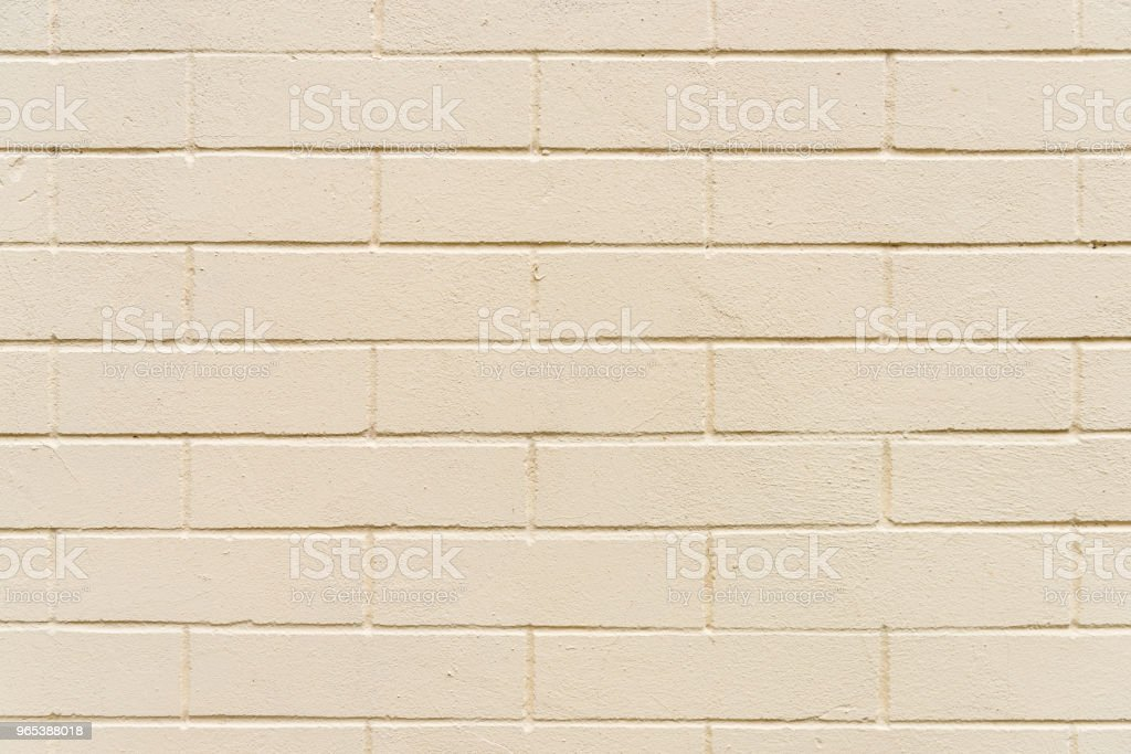 Beige bricks wall texture background royalty-free stock photo