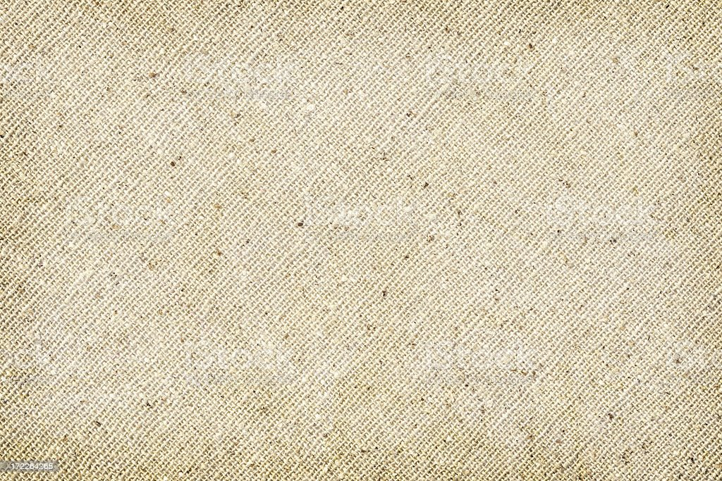 Beige canvas texture royalty-free stock photo