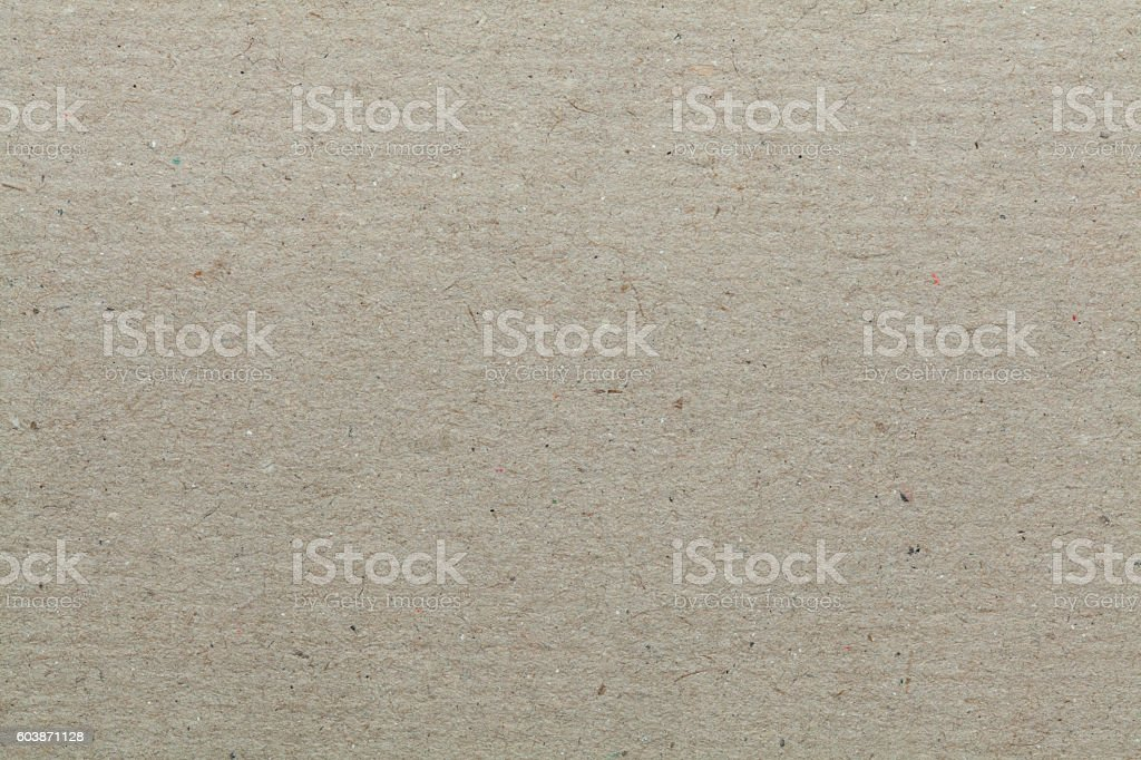 Beige cardboard texture stock photo