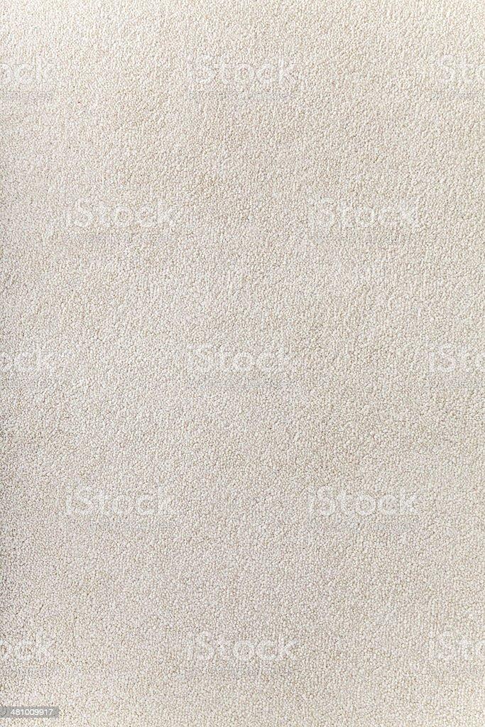 Alfombra de color Beige textura - foto de stock