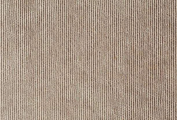 beige denim texture vertical direction of threads - corduroy stock pictures, royalty-free photos & images