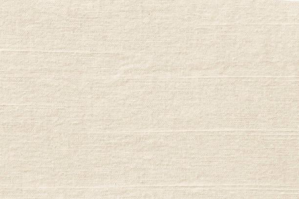 Beige fabric background stock photo