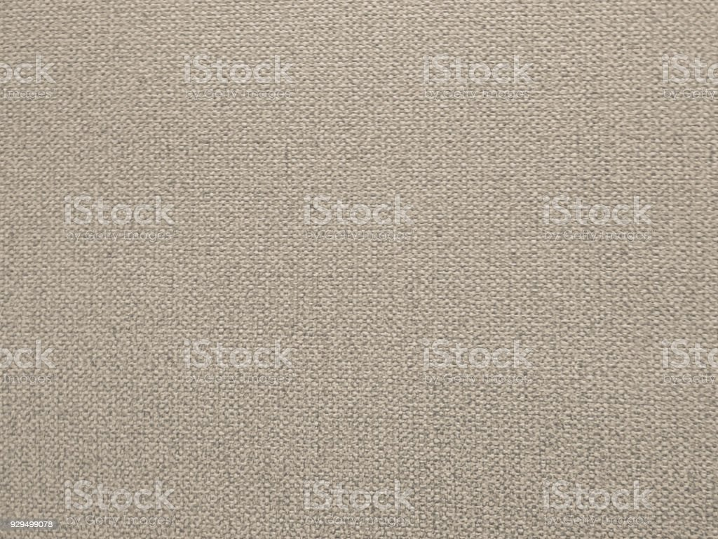 Beige fabric seamless textured stock photo