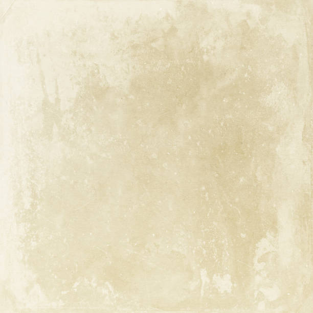 beige grunge background, paper texture, spots,streaks, vintage, blank - beige background stock photos and pictures