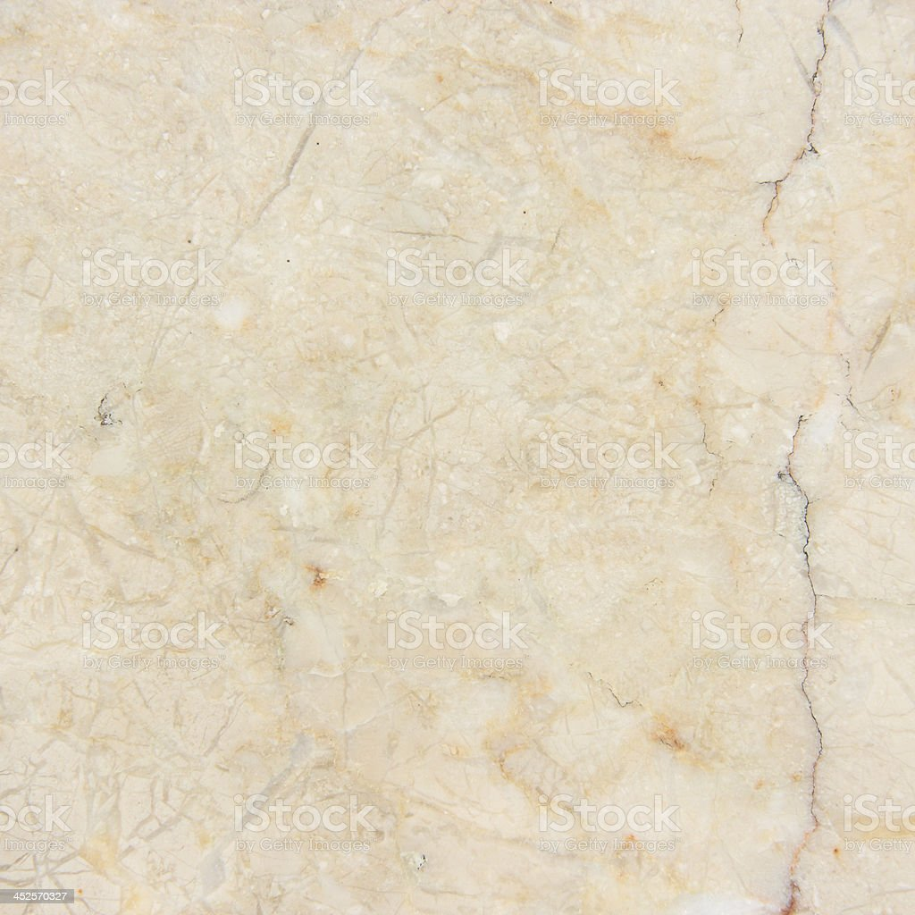 Beige marble background with natural pattern stock photo