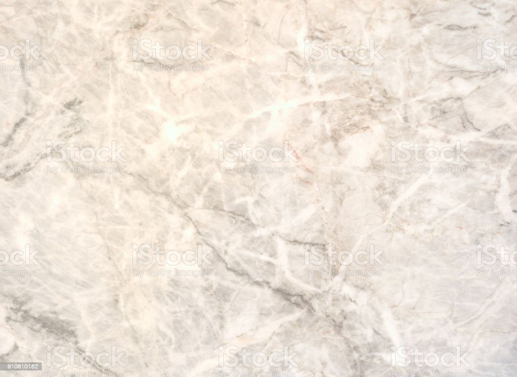 Beige Marble stone natural light surface for bathroom or kitchen white countertop stock photo