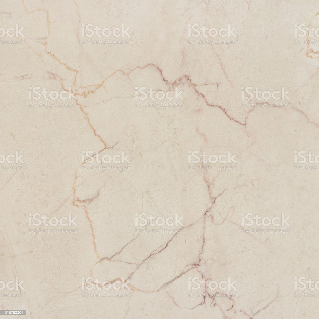Beige marble stone wall background, texture. stock photo
