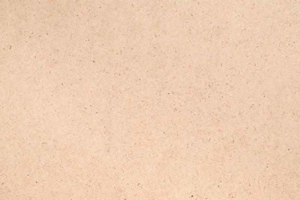 fibra de fondo de textura de madera contrachapada beige - foto de stock