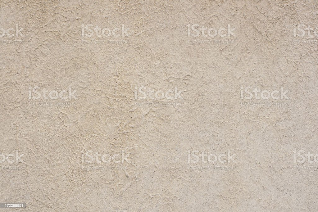 Beige Roman wall texture background, Rome Italy stock photo