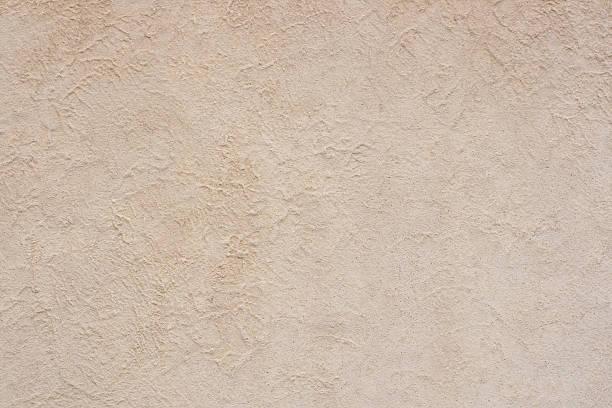 Beige Roman wall texturebackground, Rome Italy stock photo