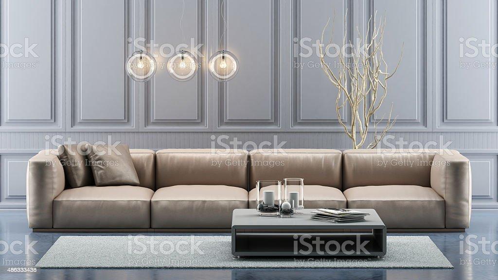 Beige Sofa Stock Photo Download Image Now Istock