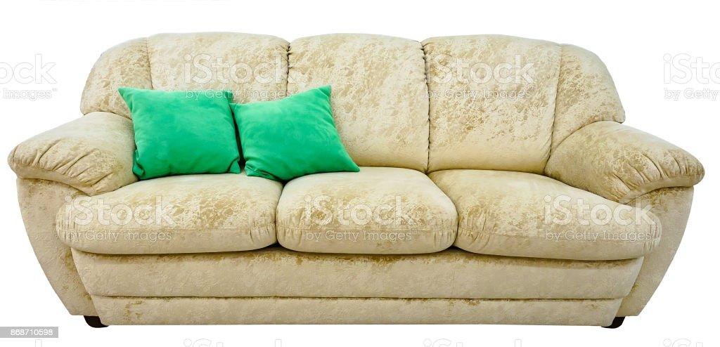 Surprising Beige Sofa Weiches Velour Stoff Couch Klassische Moderne Forskolin Free Trial Chair Design Images Forskolin Free Trialorg