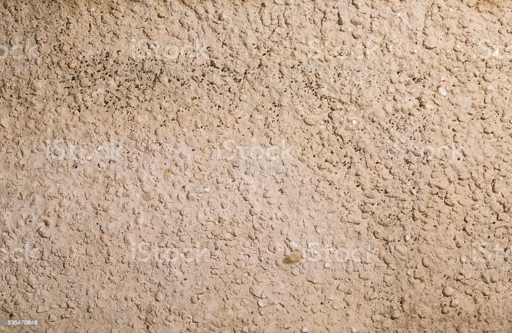 Beige Stone Texture and Background stock photo