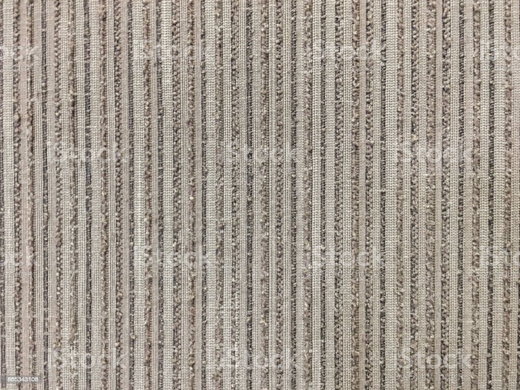 Beige Striped Sofa Fabric Textured Stock Photo More Pictures Of