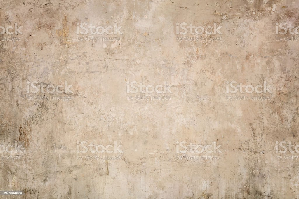 Beige stucco texture background stock photo