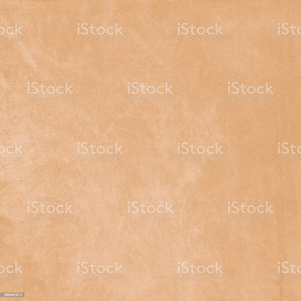 Beige suede texture stock photo