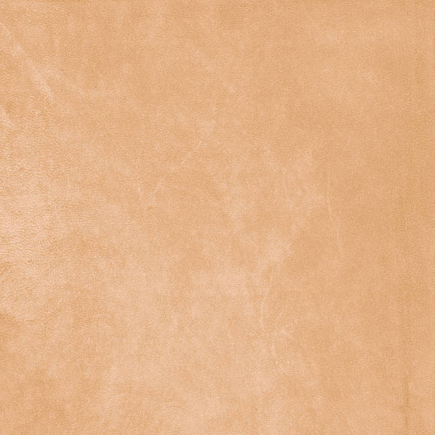 beige suede texture - beige background stock photos and pictures