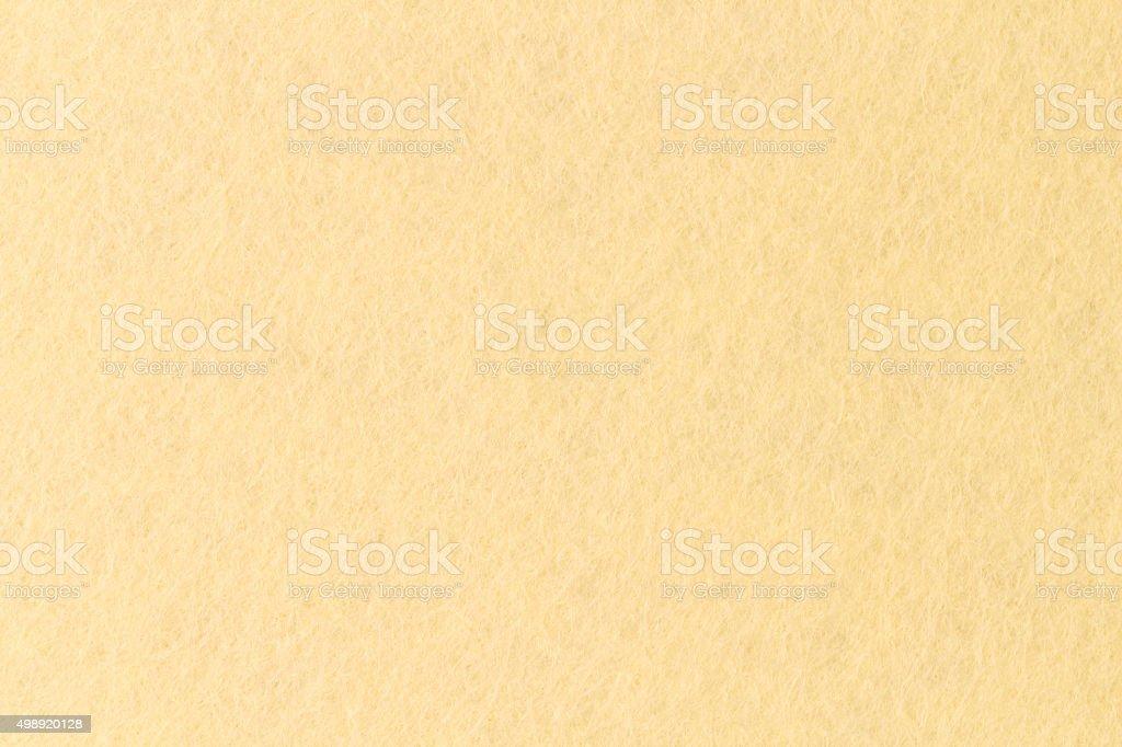 Бежевый текстуру фетра стоковое фото