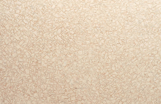 Beige texture of linoleum with a small pattern. Beige texture of linoleum with a small pattern linoleum stock pictures, royalty-free photos & images