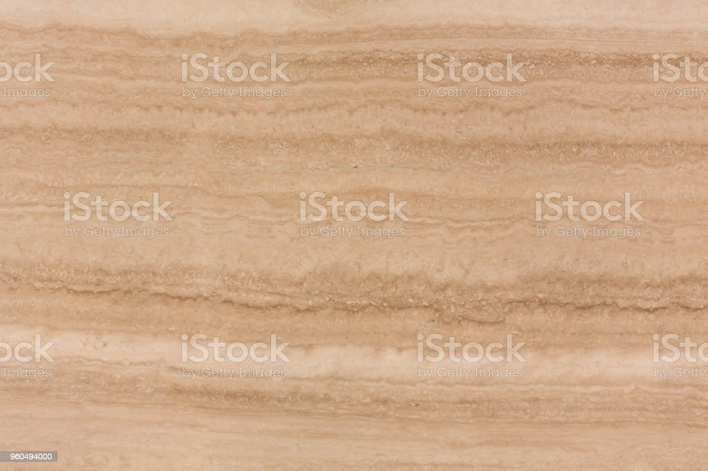 Beige travertin texture for your new interior fotografie stock e