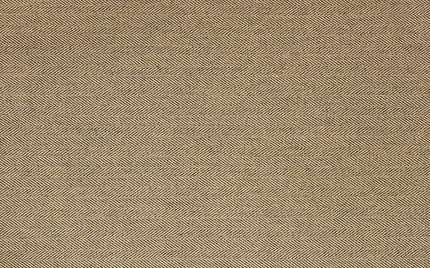 Beige tweed. Horizontal background tweed fabric. stock photo