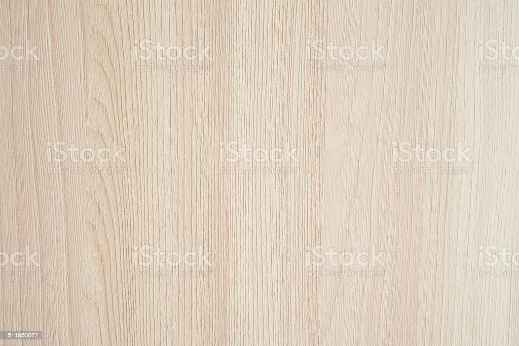 Beige wallpaper as plywood stock photo