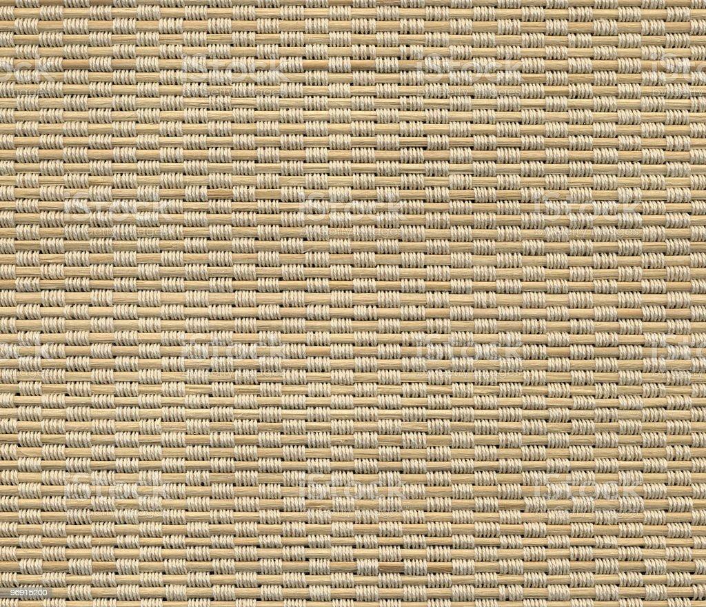 Beige Wood Strips royalty-free stock photo