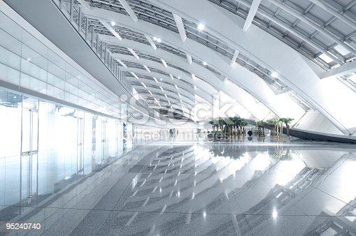 istock Beijing Airport Interior 95240740