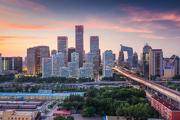 北京金融街 - 北京 ストックフォトと画像