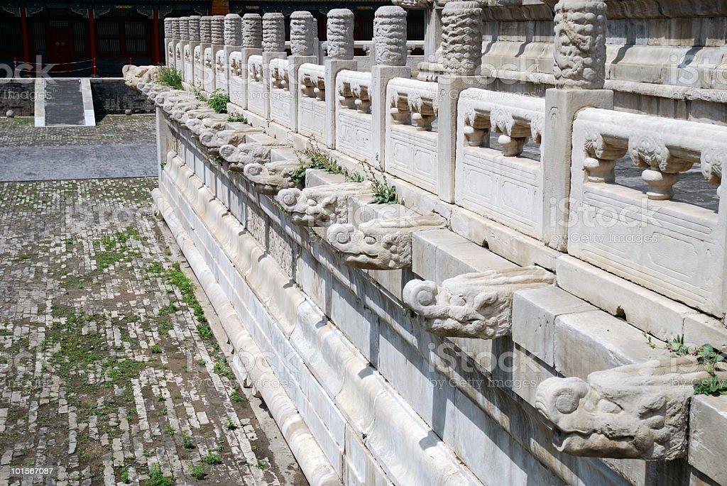 Beijing Forbidden City Series stock photo