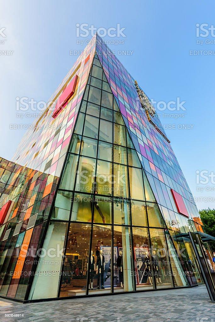 Beijing landmarks stock photo